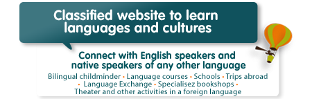 Classified website to learn languages and cultures